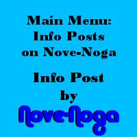 Nove-Noga Info Posts