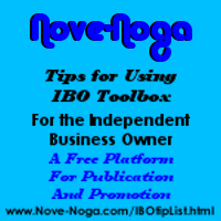 IBOtipList at Nove-Noga. The Unofficial Training for IBO Toolbox.