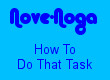 Nove-Noga: HowTo Do That Task
